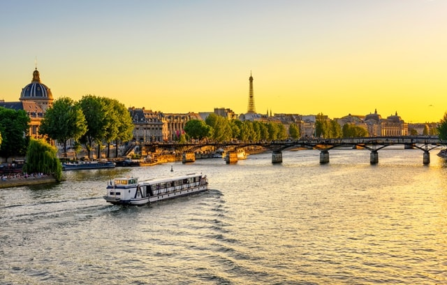 Seine River Paris images