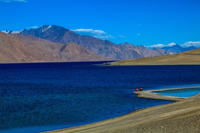 पैंगोंग त्सो के पर्यटन स्थल - What Are Places To See In Pangong Tso In Hindi