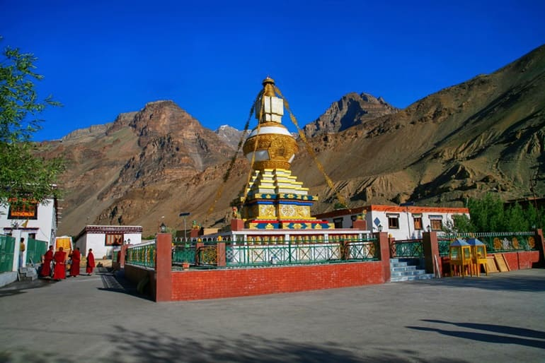 Tabo Monastery In Hindi