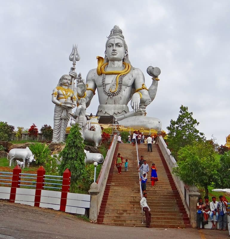 Murudeshwar Temple Architecture In Hindi