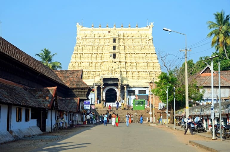 Padmanabhaswamy Temple In Hindi