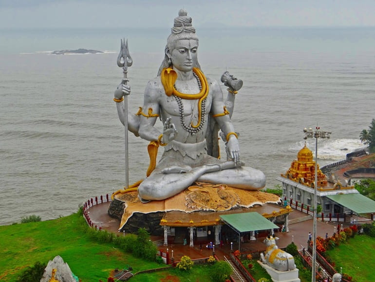 Best Time To Visit Murudeshwar Temple In Hindi