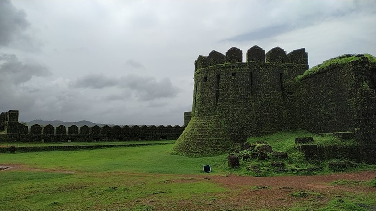 Murudeshwar Fort In Hindi