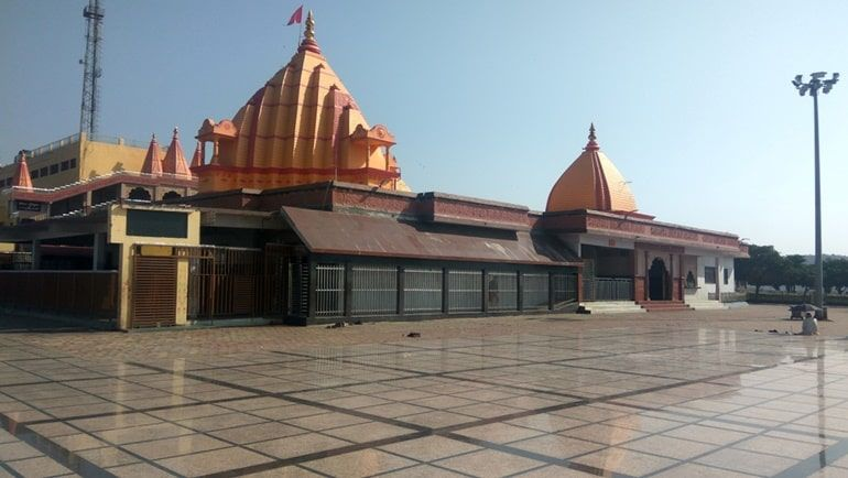 Itarsi Ka Sabse Prasidh Mandir Salkanpur Temple In Hindi