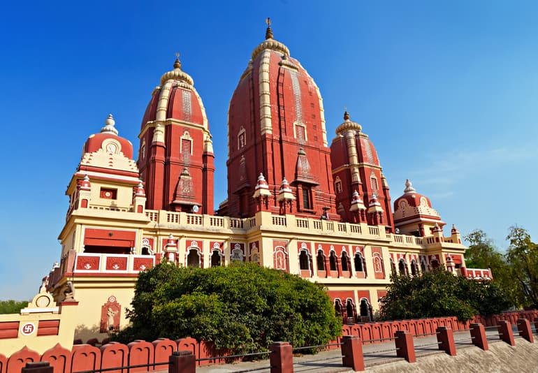 Laxmi Narayan Mandir In Hindi