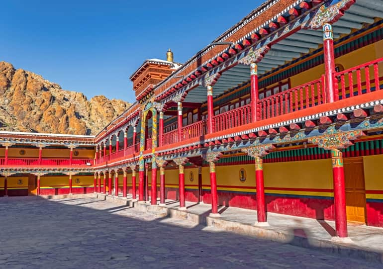 Hemis Monastery History In Hindi