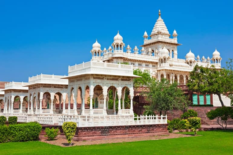 Best Time To Visit Jaswant Thada In Hindi