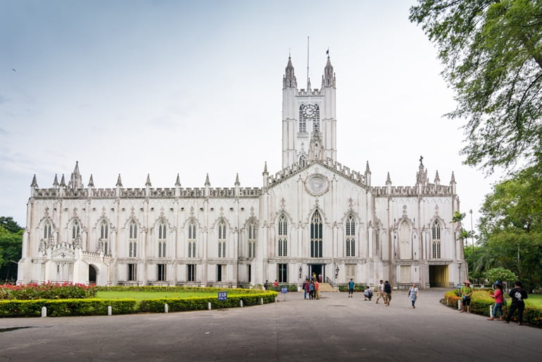 St. Paul's Cathedral In Hindi