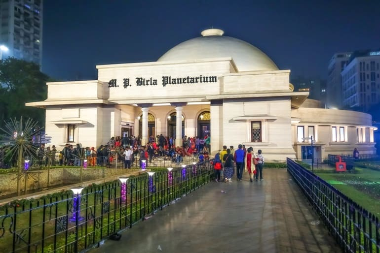 Birla Planetarium In Hindi