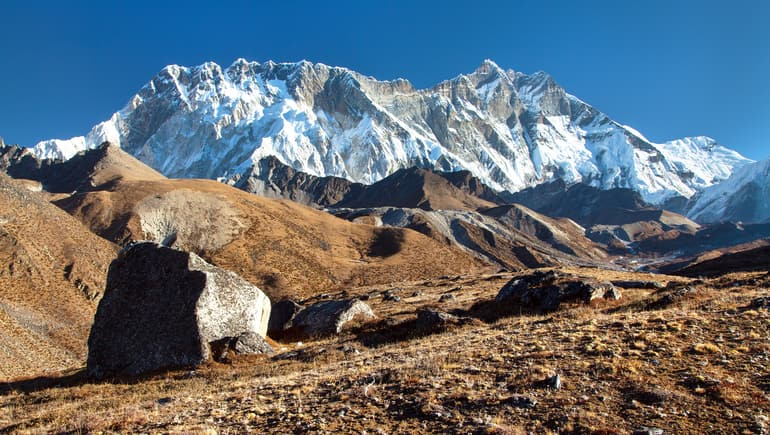 माउंट ल्होत्से - Mount Lhotse In Hindi