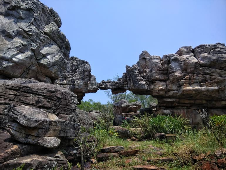 नेचुरल आर्क तिरुमाला – Natural Arch, Tirumala In Hindi