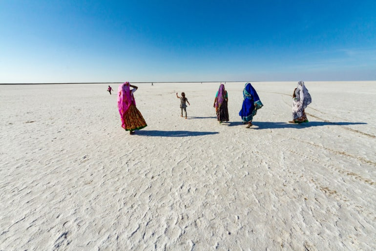 रन ऑफ कच्छ -Great Rann of Kutch In Hindi