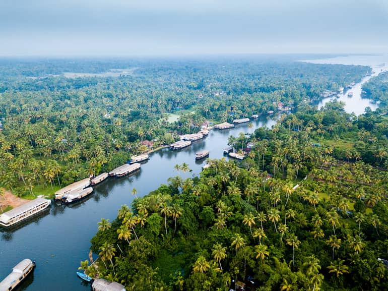 अल्लेप्पी - Alleppey In Hindi