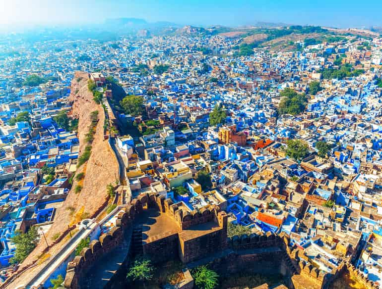 जोधपुर - Jodhpur In Hindi