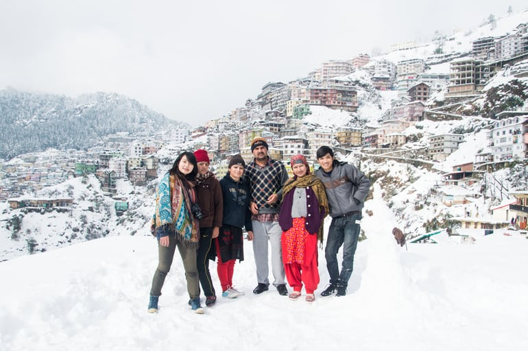 शिमला – Shimla in Hindi