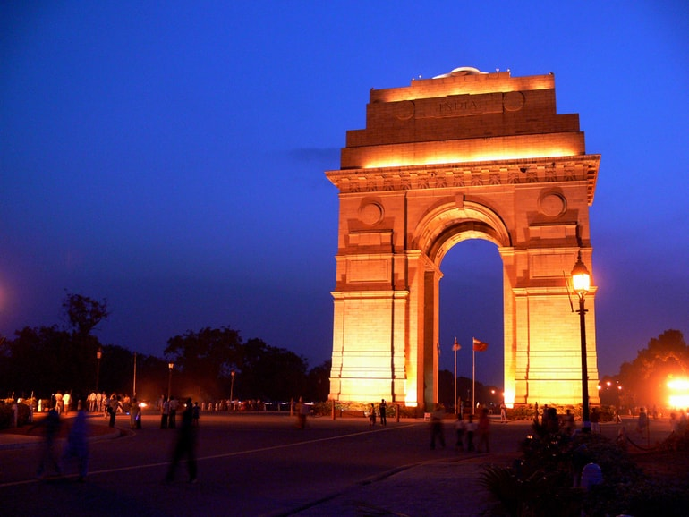 इंडिया गेट – India Gate Complex in Hindi