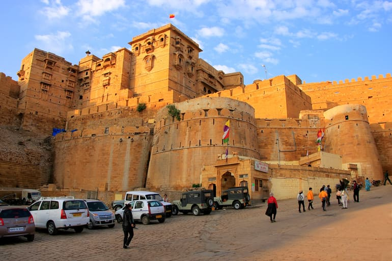 जैसेलमैर – Jaisalmer In Hindi