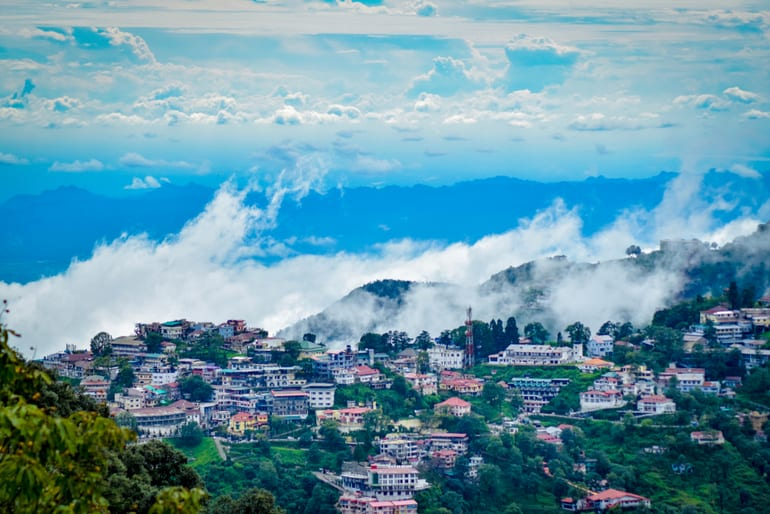 मसूरी  - Mussoorie In Hindi