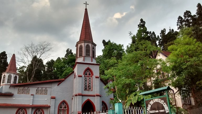 चर्च कुरसेओंग – Churches, Kurseong in Hindi