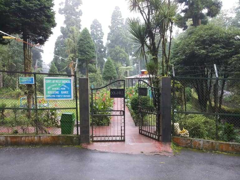 डीयर पार्क कुरसेओंग - Deer Park, Kurseong in Hindi