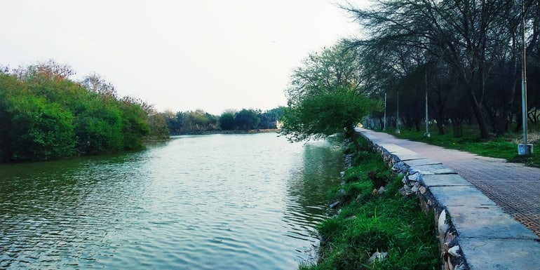 तिलयार झील – Tilyar Lake, Rohtak in Hindi