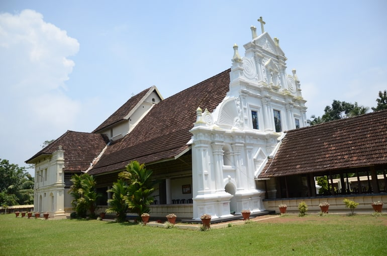 सेंट मैरी चर्च, कुमारकोम – St Mary's Church, Kumarakom in Hindi