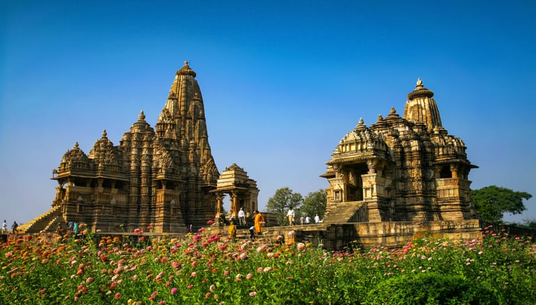 खुजराहो मध्यप्रदेश – Khajuraho In Hindi