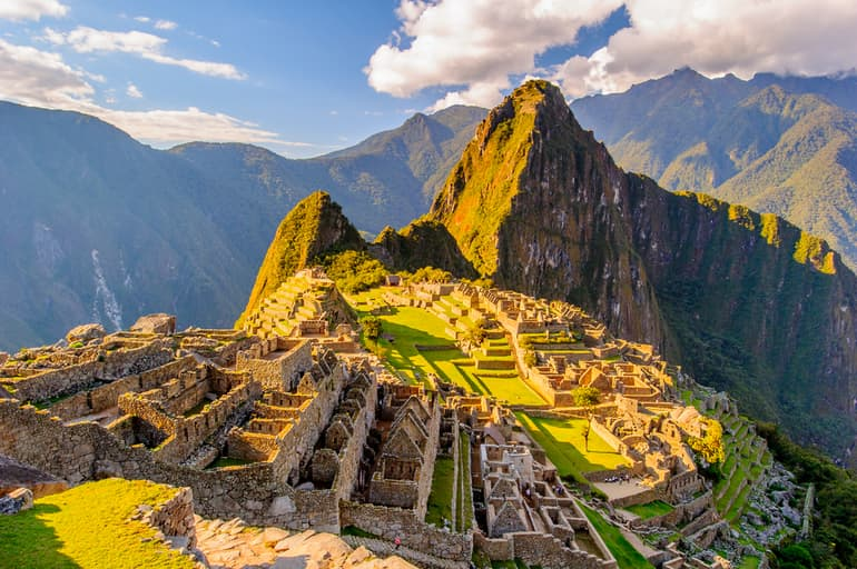 माचू पिच्चू पेरू – Machu Pichu, Peru In Hindi