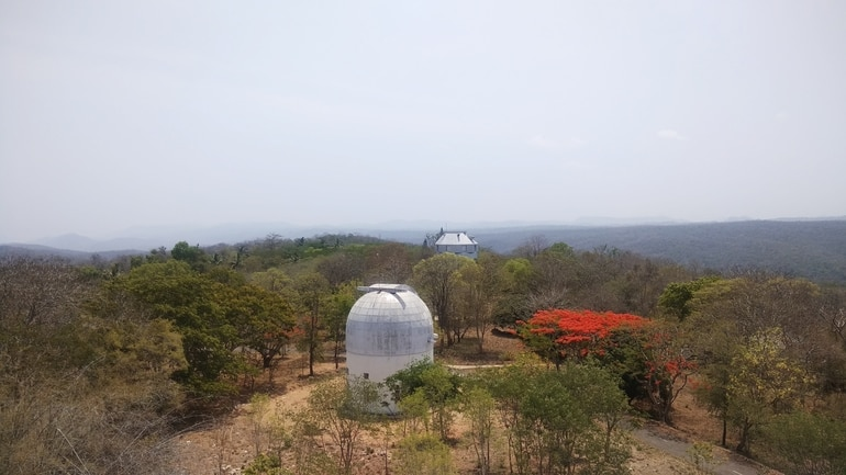 टेलीस्कोप ऑब्जर्वेटरी, येलागिरी – Telescope Observatory, Yelagiri in Hindi