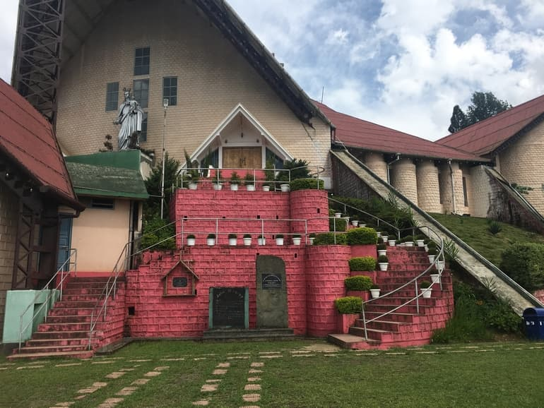 कोहिमा कैथेड्रल - Kohima Cathedral, Kohima in Hindi