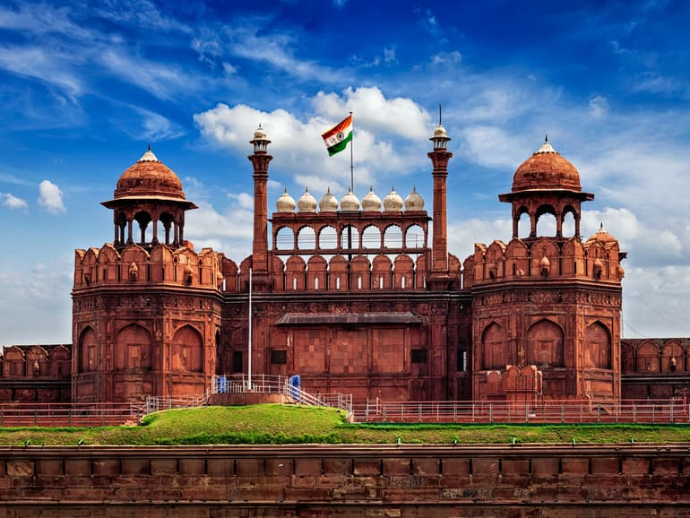 लाल किला – Delhi Red Fort In Hindi