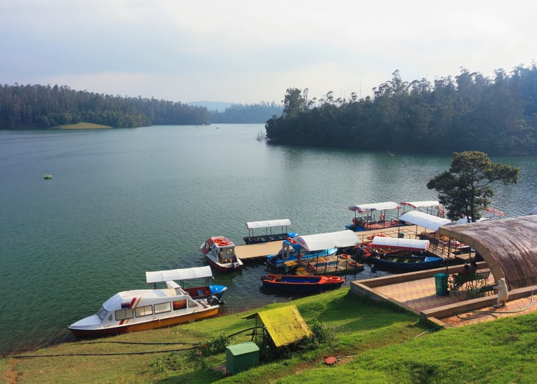 ऊटी झील घूमने की पूरी जानकारी - Complete information about visiting Ooty Lake in Hindi