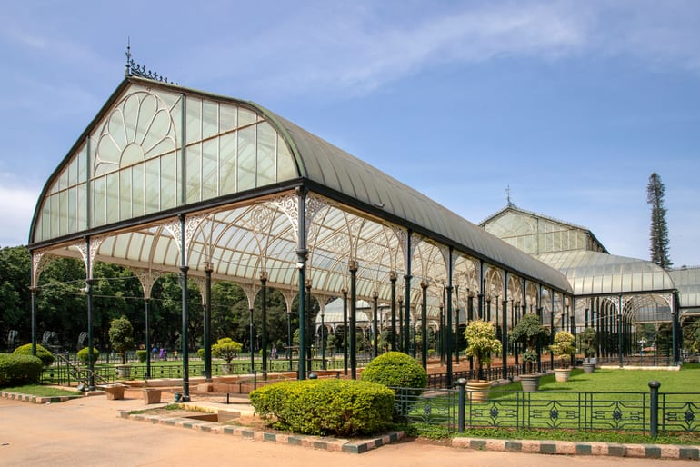 लाल बाग के आकर्षण – Attractions in Lal Bagh in Hindi